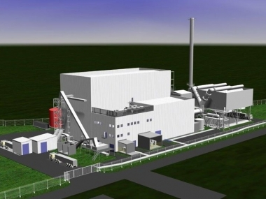 WIDNES - Biomass Power Plant
